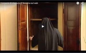 Le suore di clausura di Soresina sul web