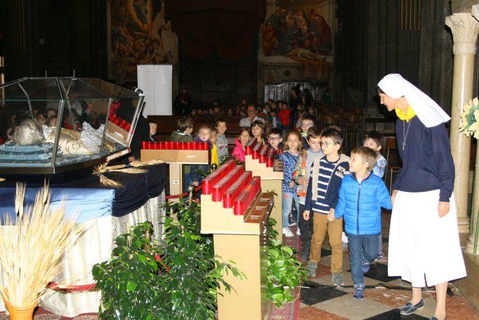 Le scuole cattoliche incontrano san francesco spinelli